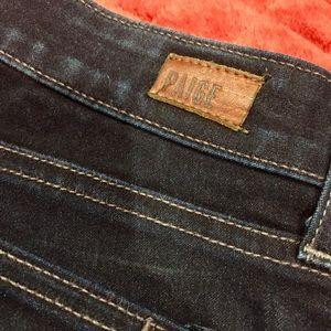 Paige jeans verdugo crop sz 26❤️